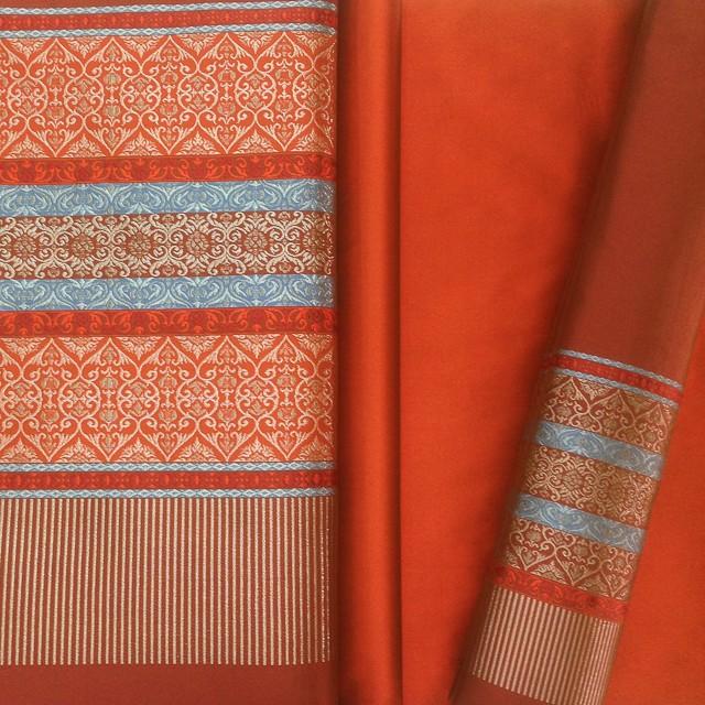 Silks fabric thai thai silk,